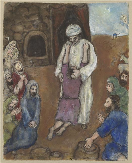 Joseph reconnu par ses frères