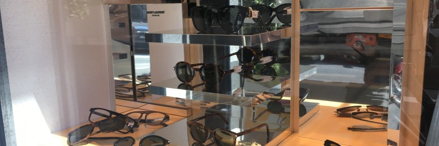 Collection Saint Laurent