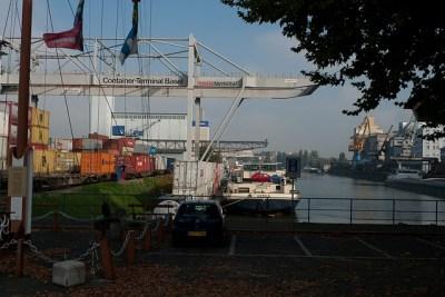 2010 - Port de Bâle (Basel)