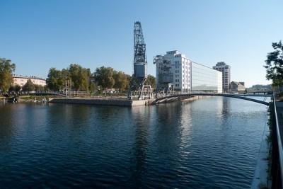 Port de Strasbourg - Médiathèque André Malraux