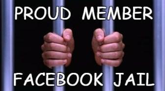 Facebook jail again and again!