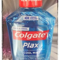 Cool Mint COLGATE Plax