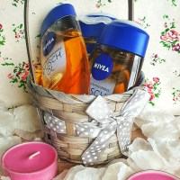 Nivea Shower Oil Bath and Body Care Review