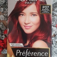 Dark Red With L'Oreal Paris-Review