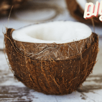 Coconut Milk Hair Mask DIY