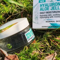 Garnier Hyaluronic Aloe Jelly Review
