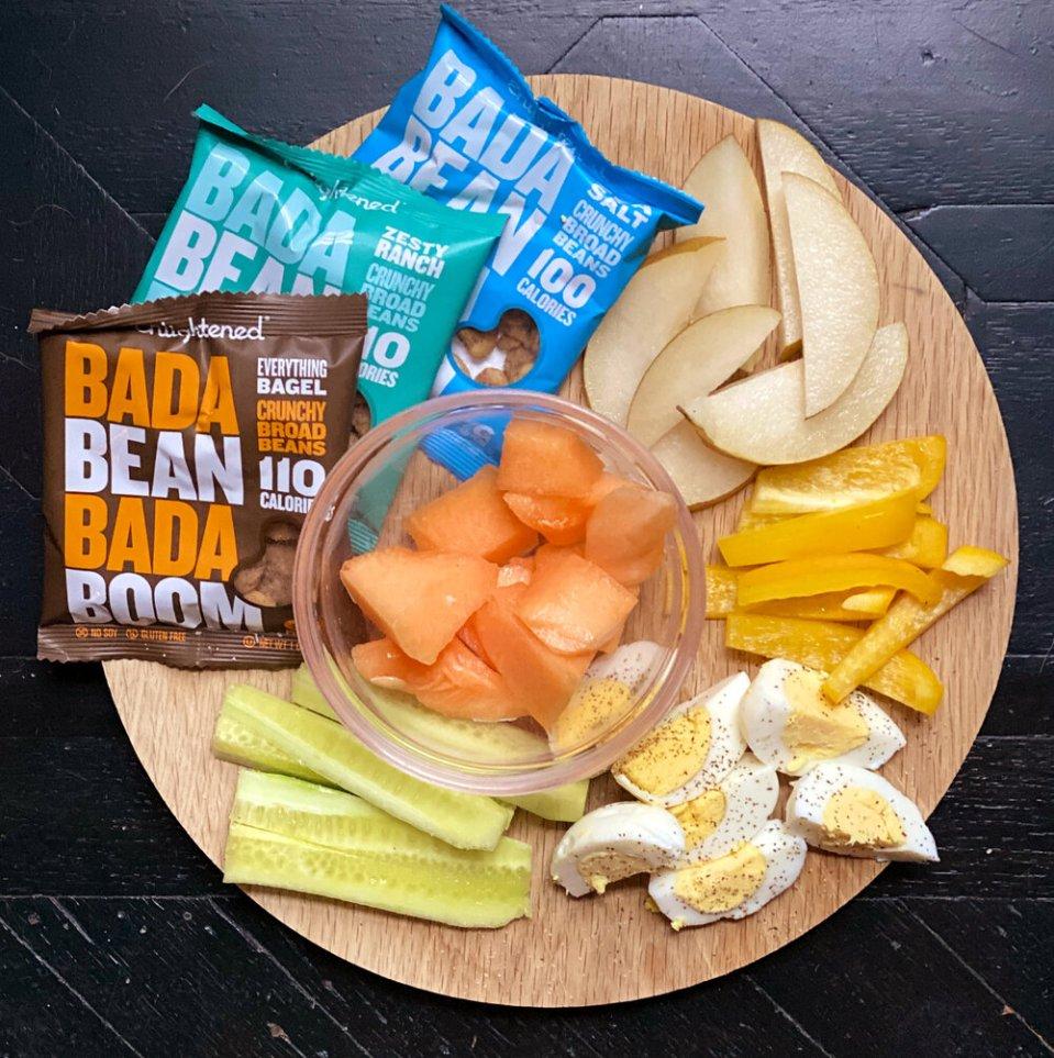 BadaBeanBadaBoom + Didnt I just Feed You - a high protein snack we love .jpg