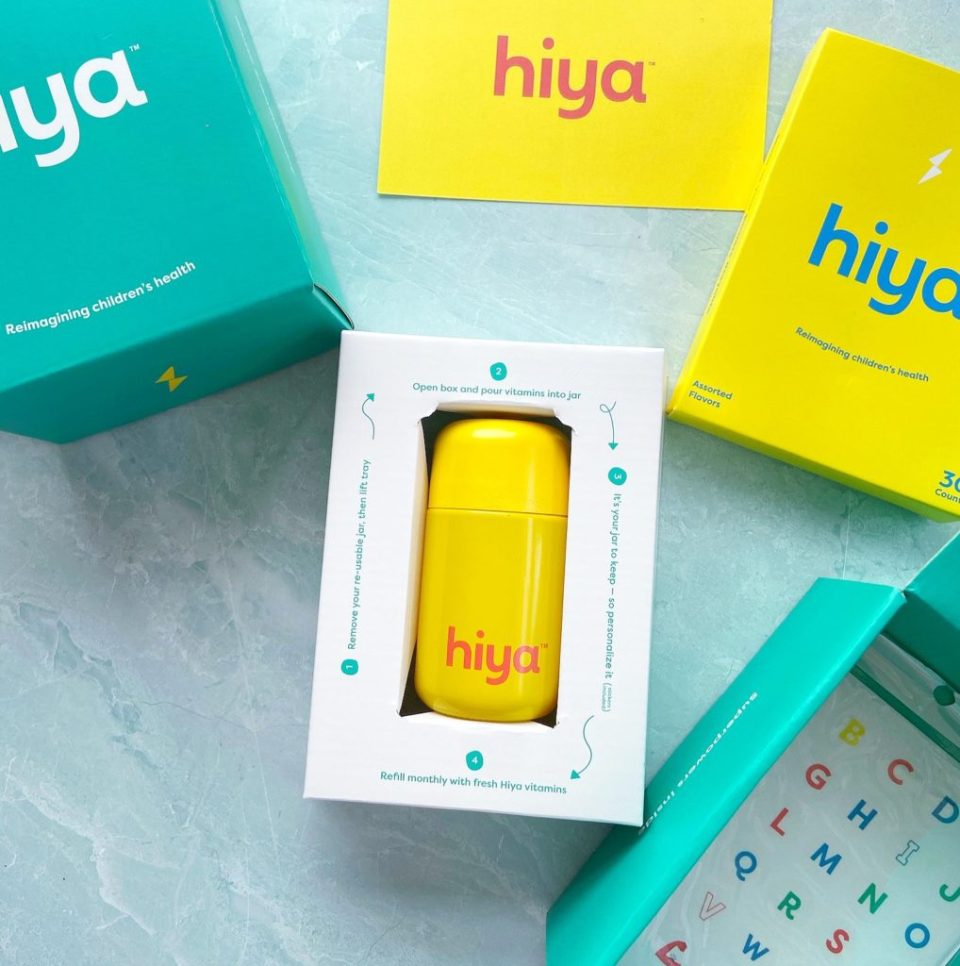 Hiya Vitamins: All of the kid appeal, none of the sugar | Didn't I Just Feed You