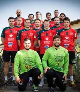 VfL Tegel Berliner Meister in der Handball Verbands- und   Stadtliga