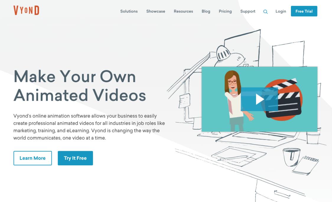 Erklärvideos produzieren & günstig erstellen lassen Vyond_Erklärvideo_produzieren