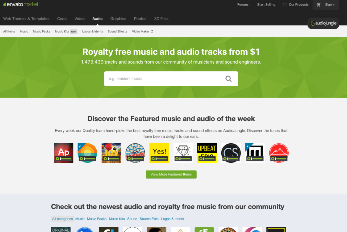 Videos erstellen – Filme selber machen – 20 kostenlose Video-Software, Tools & Templates AudioJungle