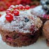 Johannisbeeren-Schokoladen-Muffins