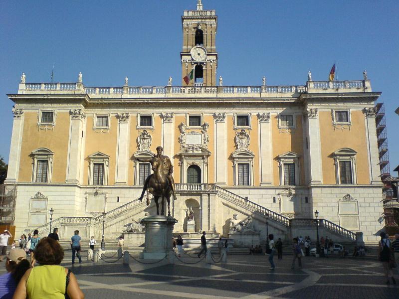 Kapitol Rom Fotogalerie