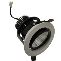 LED Downlight 10W 4000K 30°