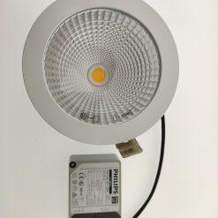 LED-Downlight 34W 3000K 40°