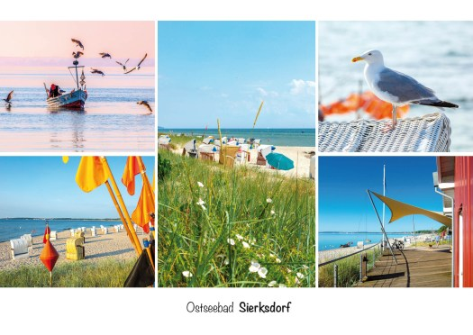 Ansichtskarte Ostseebad Sierksdorf