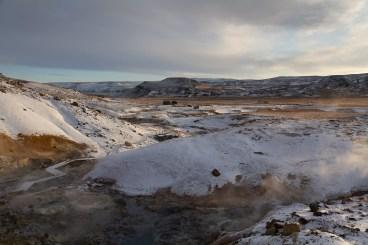Geothermiegebiet Seltún