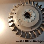 Polrad/ Lüfterrad/ Rotor