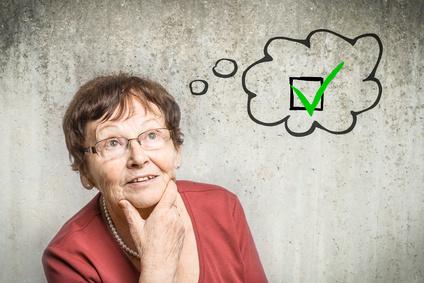 Am 24. September sind 61,5 Millionen Bürger zur Wahl des 19. Deutschen Bundestages aufgerufen. Dazu gehören auch Pflegebedürftige. Ein Alzenauer Pflegeheim macht vor, wie Einrichtungen und Angehörige Senioren die Stimmabgabe erleichtern können.