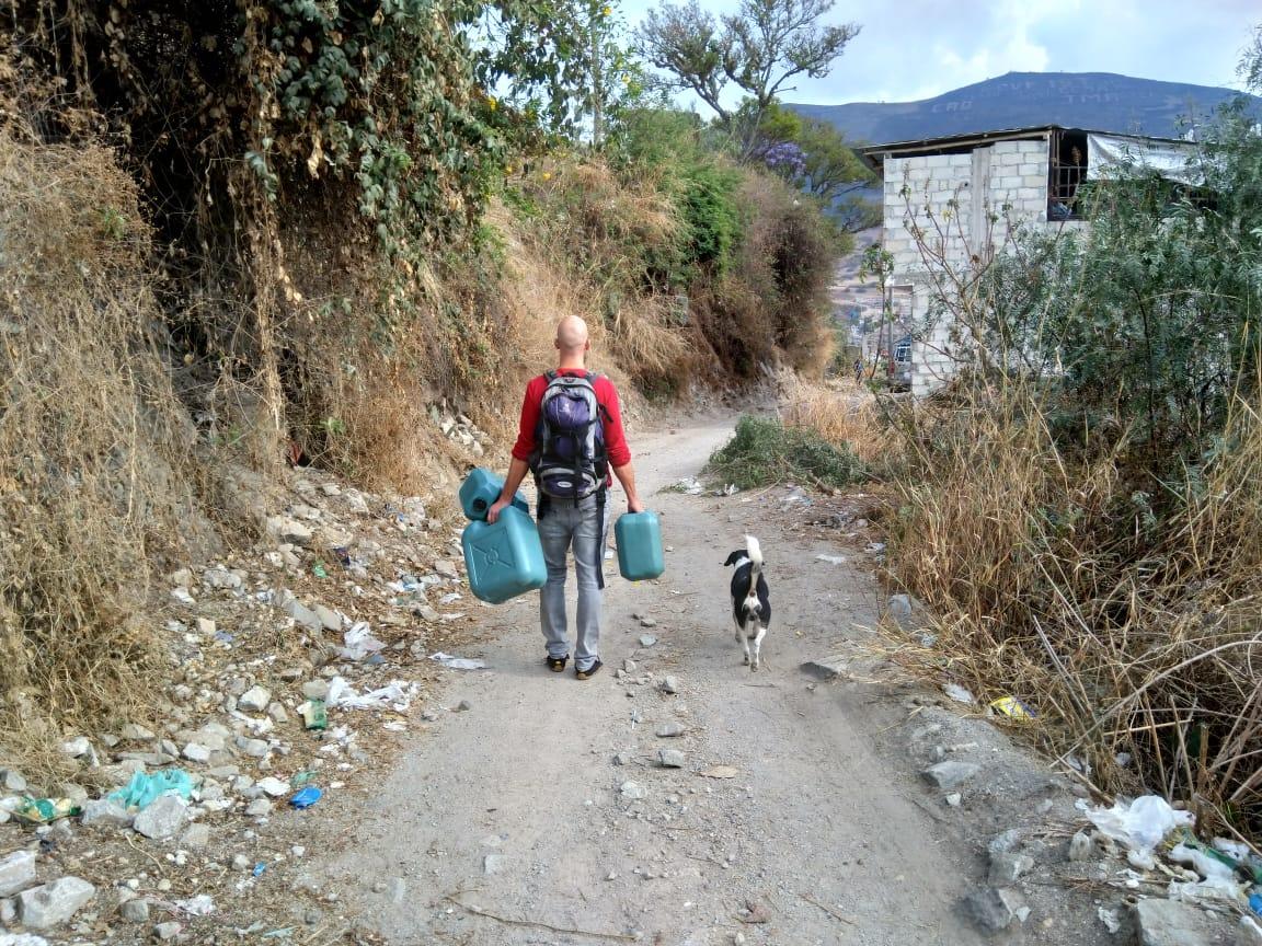 Die Rottlers in Peru