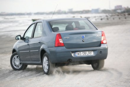 Mit dem Logan beginnt die Erfolgsgeschichte der rumänischen Renault-Tochter Dacia