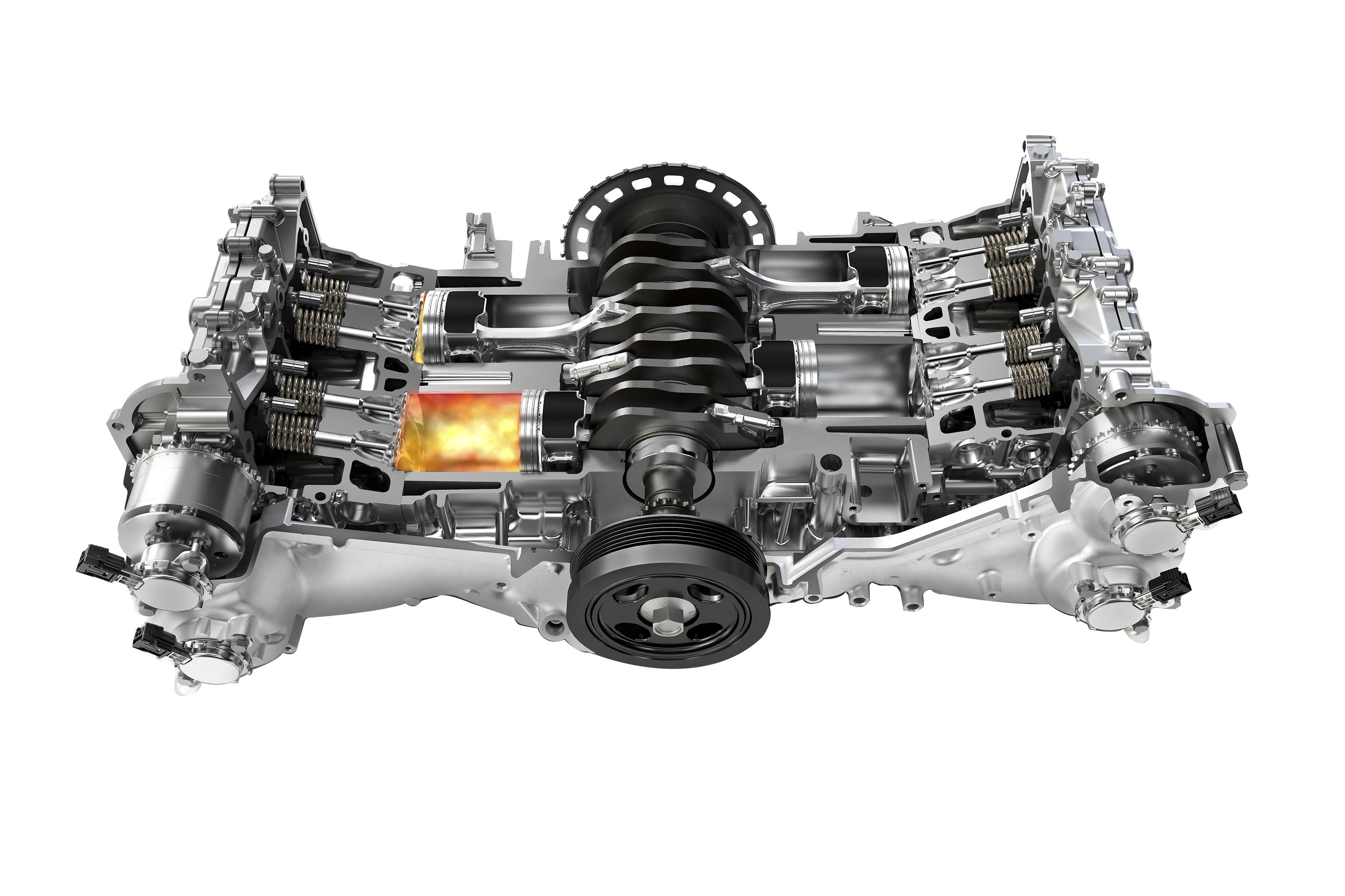 Subarus Faustkämpfer unter der Motorhaube – Die Testfahrer - Automagazin