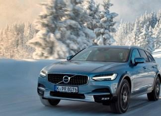 Volvo V90 Cross Country Die Testfahrer Auto Und Reise Magazin