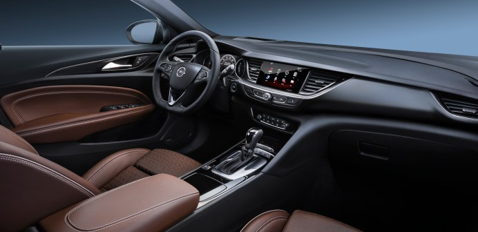 A taste for luxury: More than 60 percent of new Opel Insignia buyers choose high level trims and equipment.