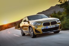 Die X-Familie ist komplett: Im März 2018 feiert der neue X2 seinen Markstart. © BMW