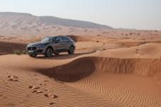 Das Leistungspotenzial des Levante beeindruckt fast so sehr wie die malerische Landschaft. © Maserati