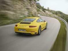 Mit dem 911 Carrera T will Porsche die Puristen unter den Markenfans ansprechen. © Porsche