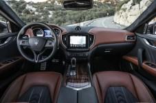 GranLusso bedeutet bei Maserati auch ein luxuriöses Interieur. © Maserati