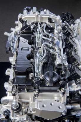 Skyactiv-X-Motor von Mazda