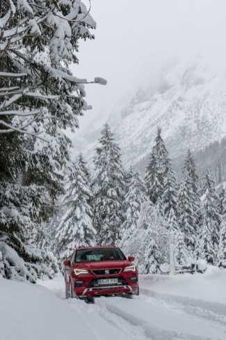 Der Seat Ateca ist der erste SUV der VW-Tochter Seat. Foto: Seat