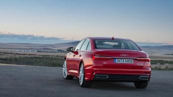 Der neue Audi A6 startet im Juni 2018 in den deutschen Markt. Sein Grundpreis als Audi A6 Limousine 50 TDI quattro beträgt 58.050 Euro. Foto: Audi