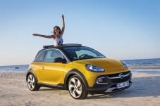 Jetzt geht's bunt: Dank lustiger Lifestyle-Autos wie dem Adam ist Opel mit mehr als 30 Prozent die deutsche Marke mit dem höchsten Farbanteil im Neuwagenmarkt. © Opel
