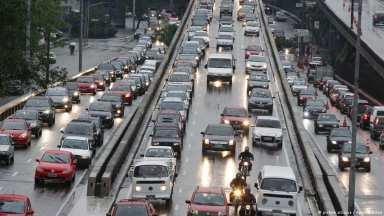 Stadtverkehr in Sao Paulo. Foto: Auto-Medienportal.Net/Wikipedia