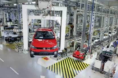 Volkswagen war das erste Unternehmen in Brasilien, das bereits im März 2003 Flexi-Fuel-Fahrzeuge ins Programm aufnahm. Foto: Auto-Medienportal.Net/Volkswagen