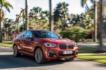 Premiere am Genfer See: die zweite Generation des BMW X4. © BMW