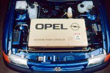 Hochspannung: Opel setzt schon frühzeitg auf die Elektromobilität. © Opel