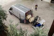 Mercedes-Benz Sprinter Kastenwagen: Mercedes glaubt, dass der neue Sprinter für jede Anforderung eine Lösung parat hat. Foto: Mercedes