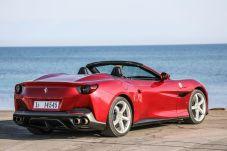 Ein unvergleichliches Fahrerlebnis bietet der Ferrari Portofino serienmäßig. © Ferrari
