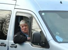 Auf der Jagd nach der zweiten Million: Taxiunternehmer James Foley und sein Ford Tourneo Connect. © Ford