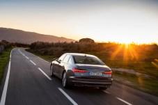 Zunächst startet der A6 nur mit zwei Dieselmotoren und einem Benziner, die Palette wird aber zügig ausgebaut. © Audi