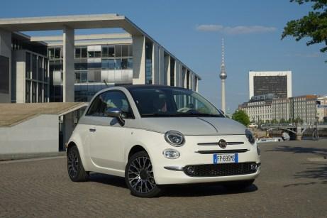 Ab sofort und zu Preisen ab 15.950 Euro ist der neue Fiat 500 Collezione zu haben, die mittlerweile 30. Sonderserie des kleinen Italieners. © FCA