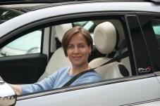 Bei der Collezione-Premiere hob Fiat Deutschland-Chefin Maria Grazia Davino die Lifestyle-Qualitäten des Fiat 500 hervor, die der 500 Collezione noch verstärke. © FCA