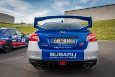 Dieser Subaru macht seinem Typenkürzel WRX STI alle Ehre. © Subaru