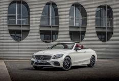 Die C-Klasse von Mercedes-Benz entwickelt sich zum kleinen Luxus-Schlitten. © Daimler