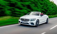 Die neue C-Klasse als Cabriolet. © Daimler