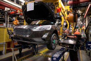 In Saarlouis hat die Produktion der vierten Generation des Ford Focus begonnen. © Ford